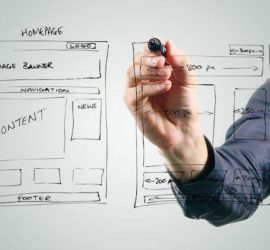 Designing your first website